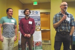 Ollin Langle, Eric Clark and Steve Merrill, U of Vermont - Information Awareness and Willingness to Communicate About Disease Factors Influence on Biosecurity