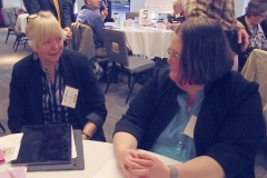 Cheryl Skjolaas (EDEN), Michelle Colby (USDA-NIFA)